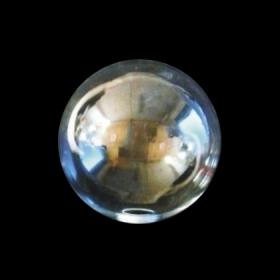 transparente Bola sin 100mm diámetro cristal globo cuello kTOiPZuX