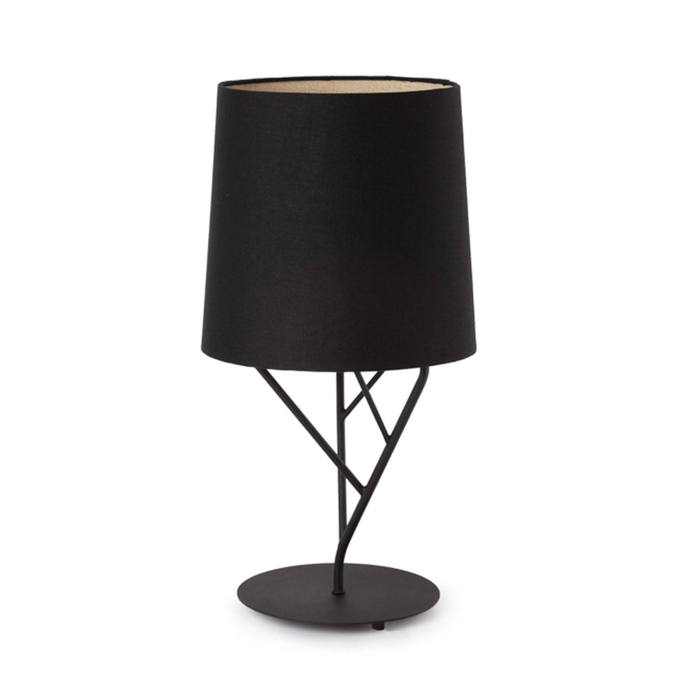 Comprar l mpara de mesa negra dise o rbol comprar l mparas de mesa modernas de dise o - Pantallas de lamparas de mesa ...