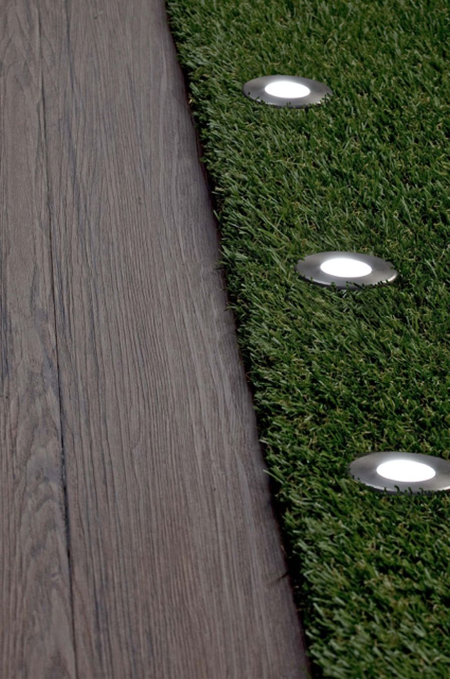 Comprar foco empotrable pared o suelo se alizaci n for Focos empotrables exterior