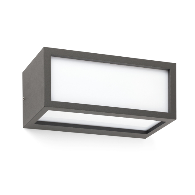 Comprar aplique de pared jard n de gran luminosidad - Apliques pared modernos ...
