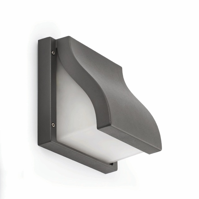 Comprar aplique de pared para jard n bajo consumo for Apliques de pared exterior led