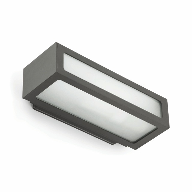 Comprar aplique de pared para jard n rectangular for Apliques jardin