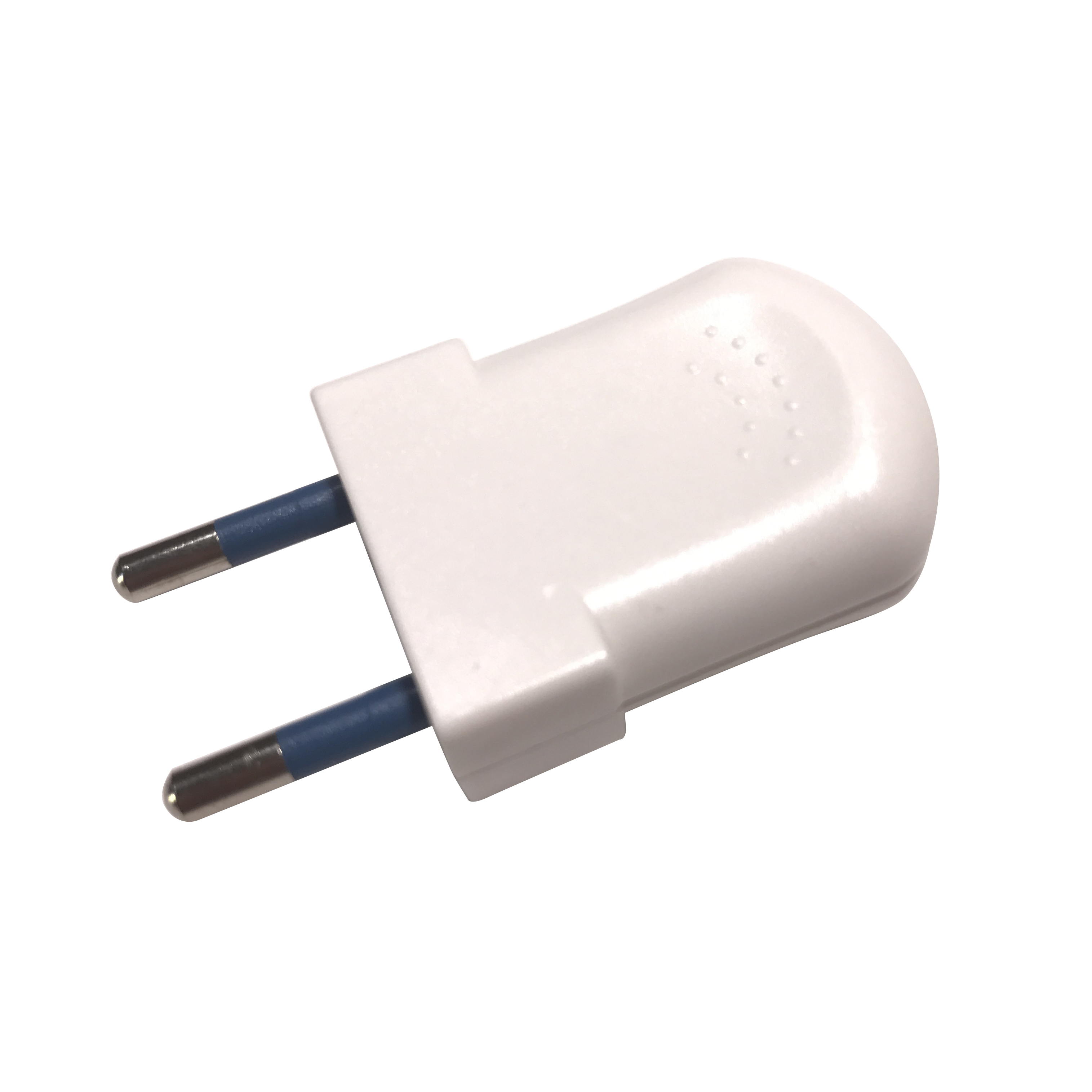 Clavija enchufe para l mparas color blanco enchufes y - Interruptores para lamparas ...