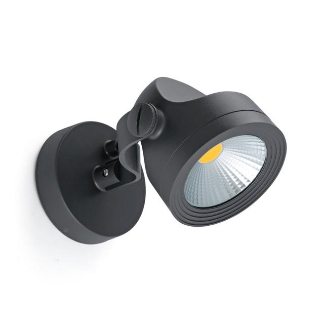 Comprar foco de led peque o para jard n y exterior alfa de for Lamparas de led para exteriores