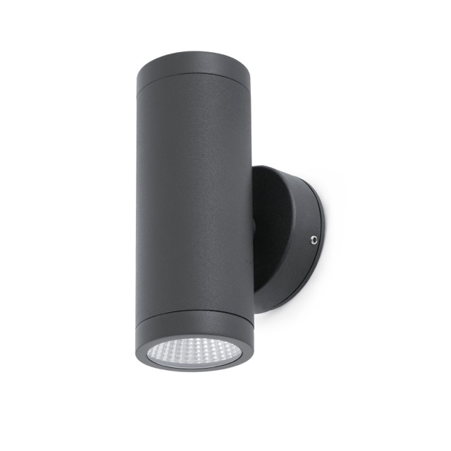 Aplique de pared con led jardines cobo de faro apliques for Apliques de pared exterior led