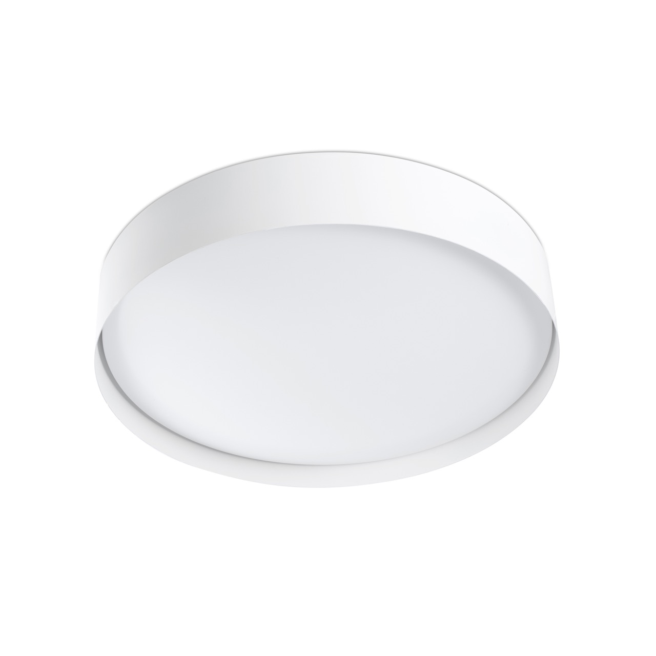 Plaf n de led para techos de ba os y aseos vuk de faro for Plafon led cocina rectangular
