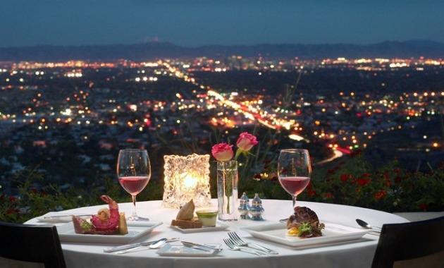 Resultado de imagen para cena romántica para dos