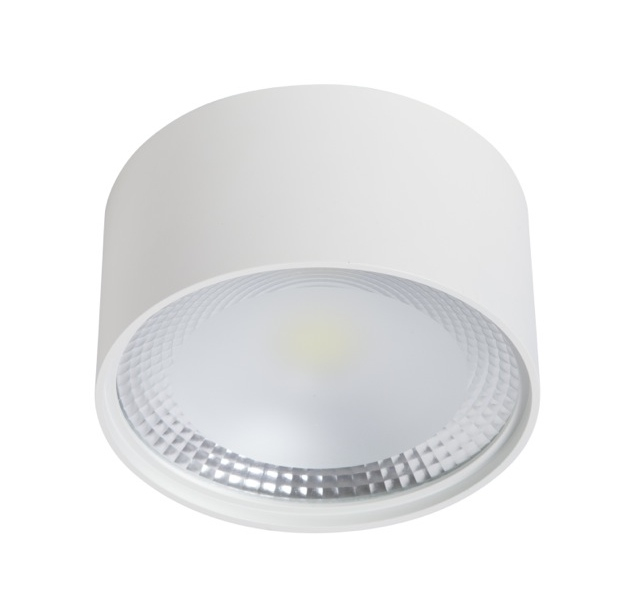 L mparas de techo tipo downlight de led para superficie - Focos de leds para casa ...