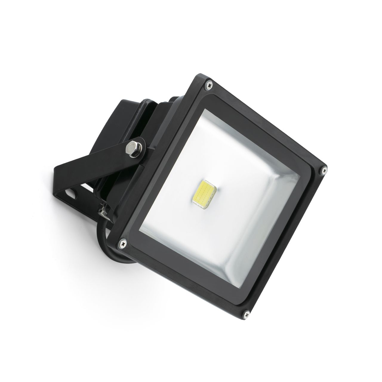 Focos de led para exterior y para clavar en el suelo for Focos iluminacion exterior